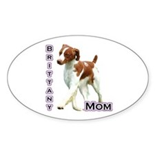 Brittany Mom4 Oval Decal