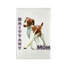 Brittany Mom4 Rectangle Magnet (100 pack)