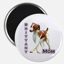"""Brittany Mom4 2.25"""" Magnet (10 pack)"""