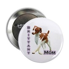 "Brittany Mom4 2.25"" Button (100 pack)"