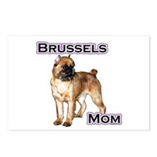 Brussels Mom4 Postcards (Package of 8)