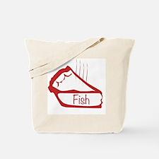 Cute Fish pie Tote Bag