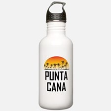 Punta Cana Sunset Water Bottle