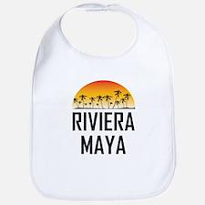 Riviera Maya Sunset Bib
