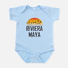 Riviera Maya Sunset Body Suit