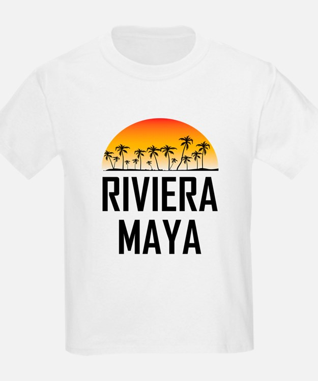 Riviera Maya Sunset T-Shirt