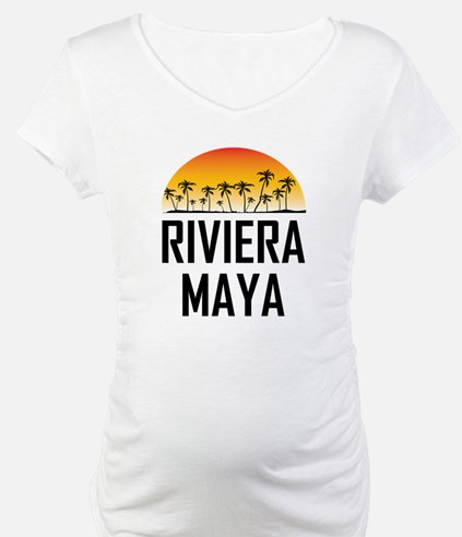 Riviera Maya Sunset Shirt