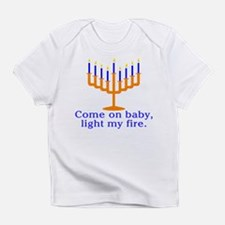 Funny Hanukkah Infant T-Shirt