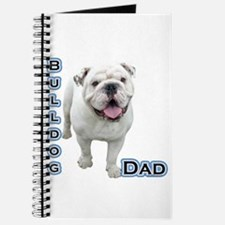 Bulldog Dad4 Journal
