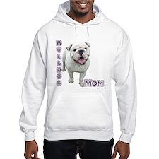 Bulldog Mom4 Hoodie