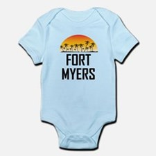 Fort Myers Sunset Body Suit