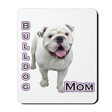 Bulldog Mom4 Mousepad