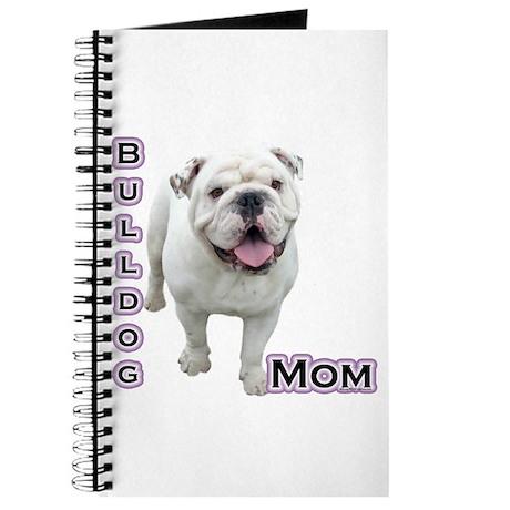 Bulldog Mom4 Journal