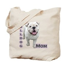 Bulldog Mom4 Tote Bag