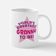 WORLD'S GREATEST GRANNY TO BE! Mug