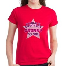 WORLD'S GREATEST GRANNY TO BE! Tee