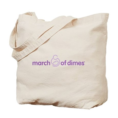 March of Dimes Tote Bag