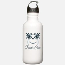 Palm Trees Punta Cana T-Shirt Water Bottle