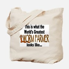 Worm Farmer Pride Tote Bag