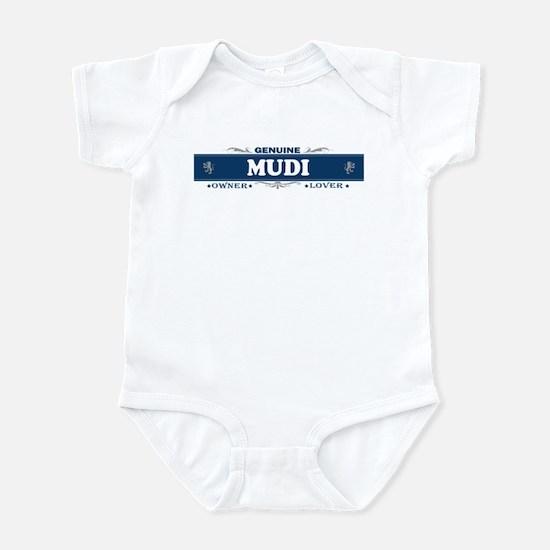 MUDI Infant Bodysuit