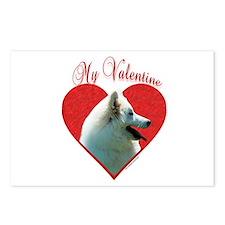 Eskimo Valentine Postcards (Package of 8)