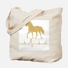 Mtn Horse Skip A Beat Tote Bag