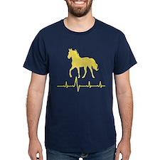 Mtn Horse Skip A Beat T-Shirt