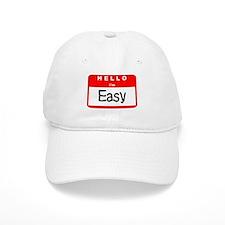 Hello I'm Easy Baseball Cap