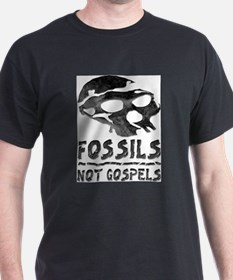 Fossils Not Gospels Tagless T-Shirt (G) T-Shirt
