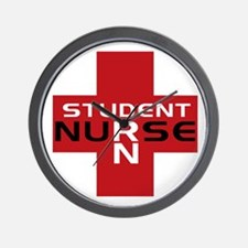 Student RN Wall Clock
