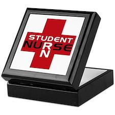 Student RN Keepsake Box