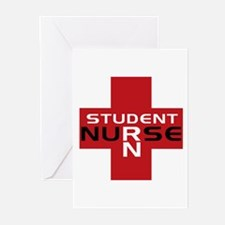 Student RN Greeting Cards (Pk of 20)