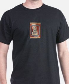 Soviet Film Matchbox Label T-Shirt