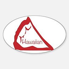 Pizza Slice Hawaiian Decal