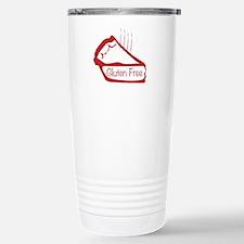 Warm Gluten Free Pie Stainless Steel Travel Mug