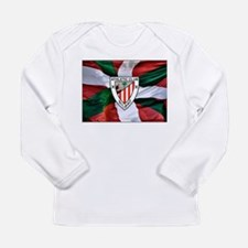 2-Bilbao wallpaper.JPG Long Sleeve T-Shirt