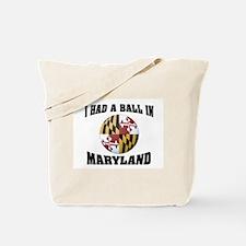 MARYLAND FUN Tote Bag