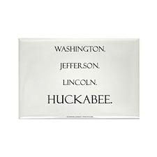 Huckabee Rectangle Magnet