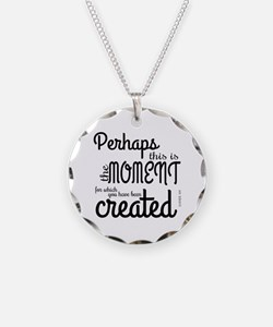 Funny Esther Necklace