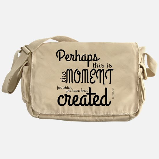 Unique Esther Messenger Bag