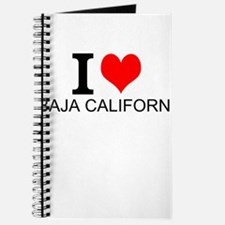 I Love Baja California Journal