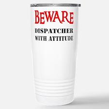Unique Police dispatcher Travel Mug