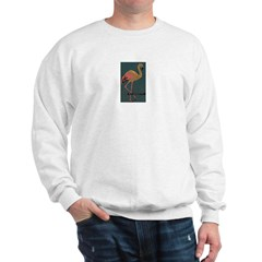 Flamingo Matchbox Label Sweatshirt
