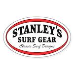 SSG Classic Oval Sticker