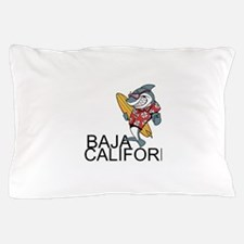 Baja California Pillow Case