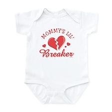 Mommy's Lil' Heartbreaker Onesie