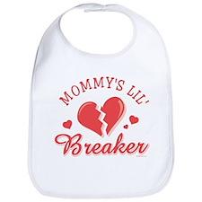 Mommy's Lil' Heartbreaker Bib