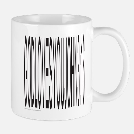 GOD LOVES YOU JOHN 3:16 Mug