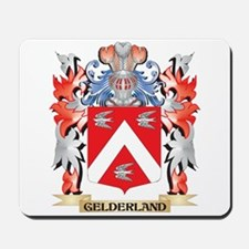 Gelderland Coat of Arms - Family Crest Mousepad