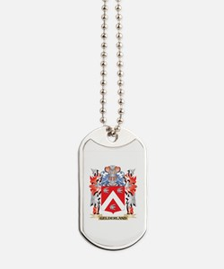 Gelderland Coat of Arms - Family Crest Dog Tags